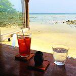 海辺のカフェ (4)