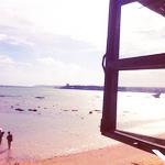 海辺のカフェ (2)